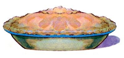 vintage pie